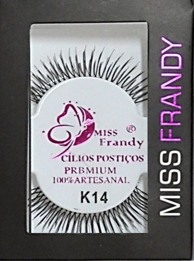 MISS FRANDY CÍLIOS PREMIUM C16 0920