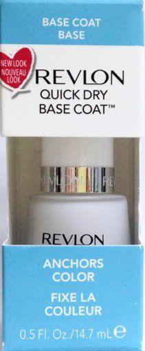 REVLON NAIL CARE 200 QUICK DRY BASE COAT