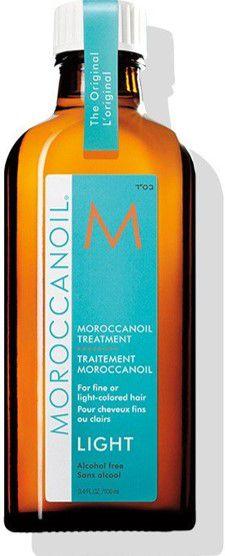 MOROCCANOIL Light Tratamento Cosmético Moroccanoil Óleo Capilar 50ml