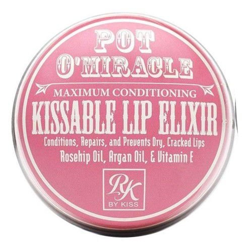 KISS NY RUBY KISS POT O'MIRACLE KISSABLE LIP ELIXIR