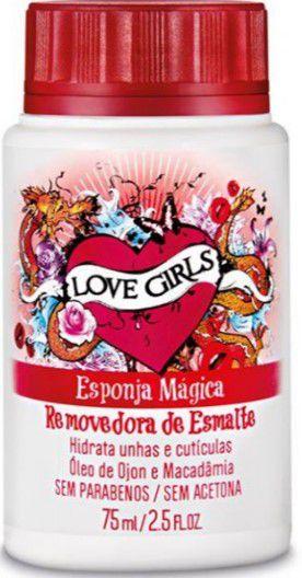 LOVE GIRLS ESPONJA MÁGICA ÓLEO DE OJON & MACADÂMIA 75ML