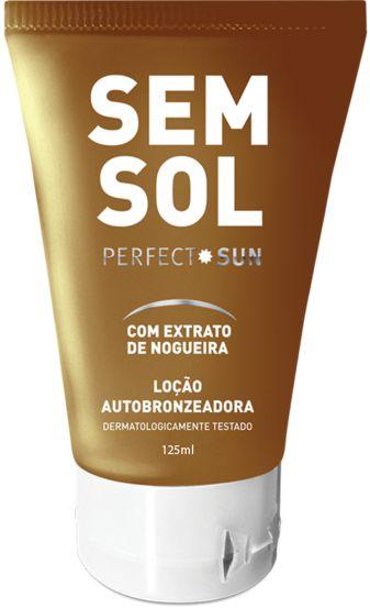 PERFECT SUN SEM SOL LOÇÃO AUTOBRONZEADORA 125ML