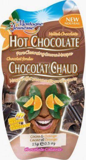 MONTAGNE JEUNESSE HOT CHOCOLATE COCOA & ORANGE MÁSCARA FACIAL