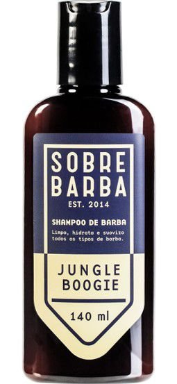 SOBREBARBA Shampoo de Barba Jungle Boogie 140ml