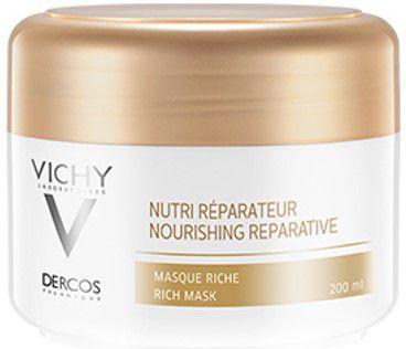 VICHY Dercos Masque Riche Nutri Réparateur 200ml