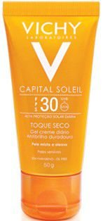 VICHY Capital Soleil FPS30 Toque Seco 40gr