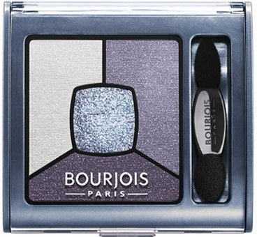 BOURJOIS Quad Eyeshadow Smoky Stories 08 Ocean Obsession