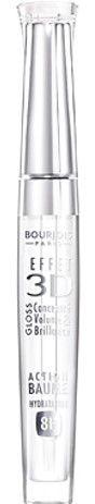 BOURJOIS Effet 3D Gloss 18 Transparent Oniric