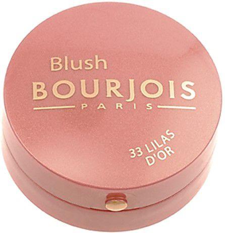 BOURJOIS Little Round Pot Blush 33 Lilas D'Or