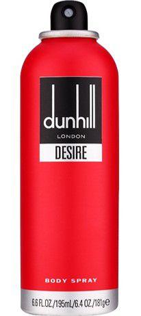 DUNHILL Desired Red Body Spray 195ml