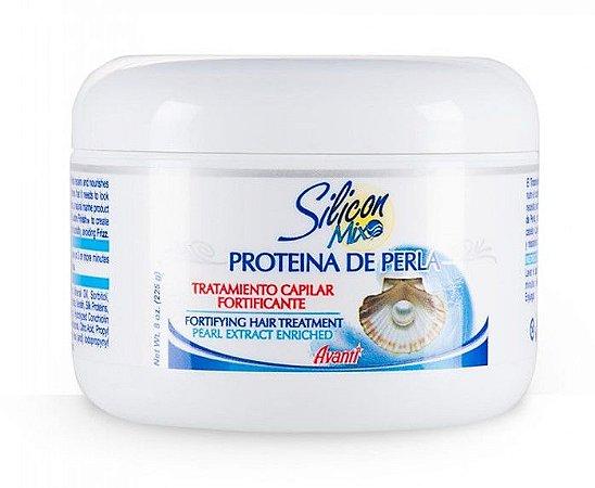 SILICON MIX Tratamento Capilar Fortificante Proteína de Perla