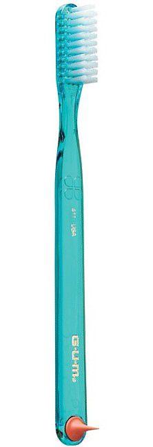 GUM Classic 411 Toothbrush - Cor Sortida