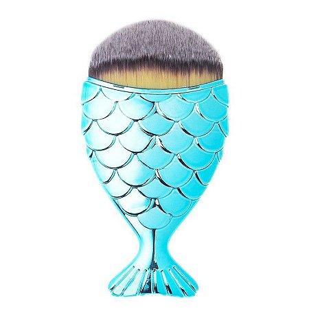LE VANGEE Pincel para Maquiagem Mermaid Lovers Azul