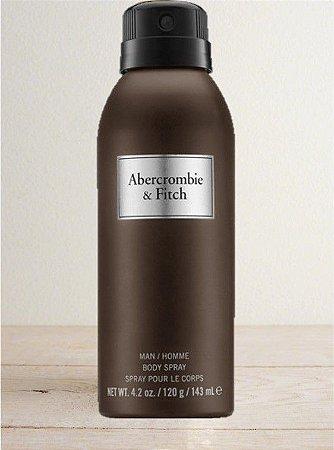 ABERCROMBIE & FITCH First Instinct Body Spray 143ml