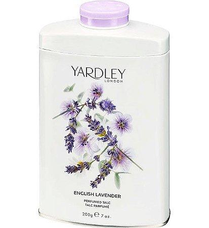 YARDLEY OF LONDON Talco Perfumado English Lavender 200g
