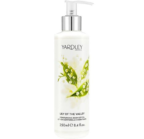 YARDLEY OF LONDON Loção Corporal Lily of the Valley 250ml