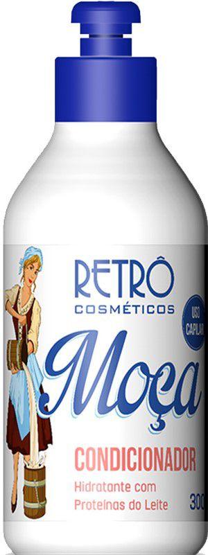 RETRÔ COSMÉTICOS Moça Condicionador 300ml