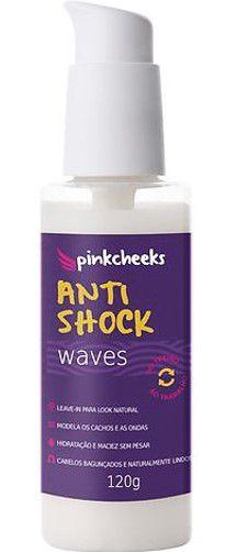 PINK CHEEKS Anti Shock Waves 120gr