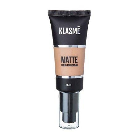 KLASME Matte Liquid Foundation F003