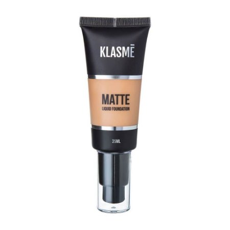 KLASME Matte Liquid Foundation F006