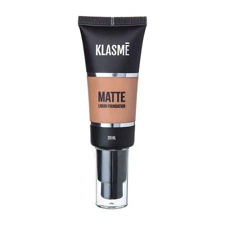 KLASME Matte Liquid Foundation F007
