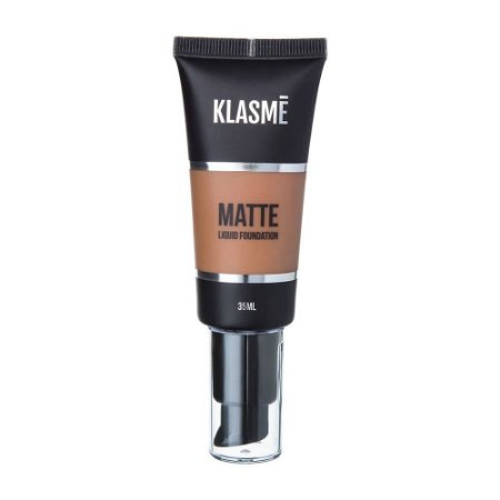 KLASME Matte Liquid Foundation F009