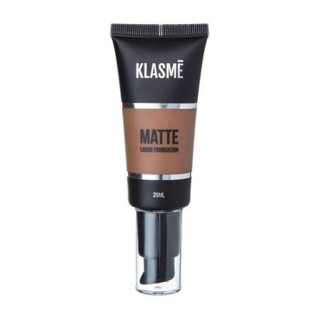 KLASME Matte Liquid Foundation F010
