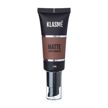 KLASME Matte Liquid Foundation F012