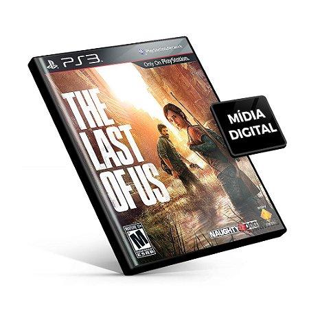 The Last Of Us - PS3 Mídia Digital