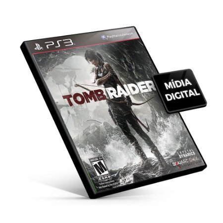 Tomb Raider - PS3 Mídia Digital