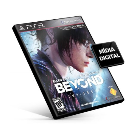 Beyond Two Souls - PS3 Mídia Digital