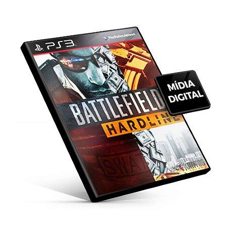 Battlefield Hardline - PS3 Mídia Digital