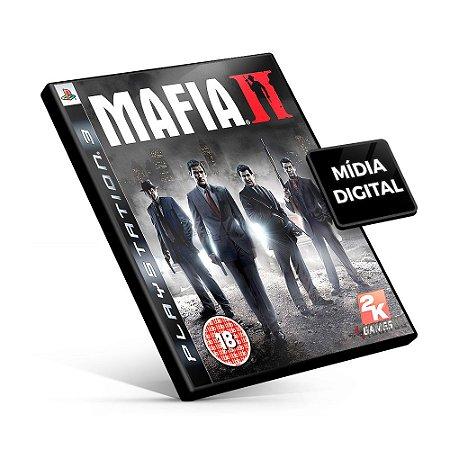 Mafia II - PS3 Mídia Digital