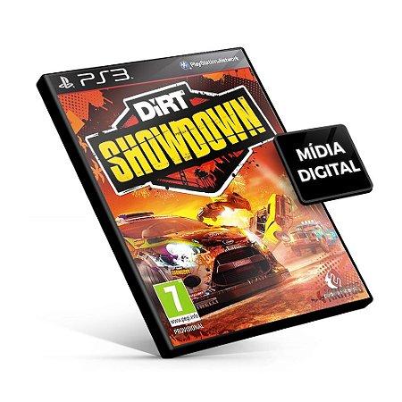 DiRT® Showdown - PS3 Mídia Digital