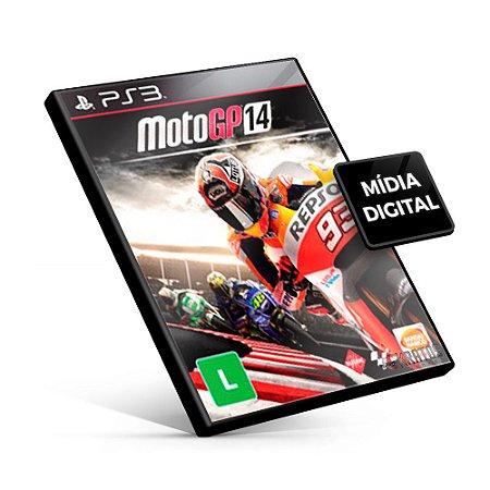 MotoGP™14 - PS3 Mídia Digital