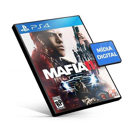 Mafia III - PS4 Mídia Digital
