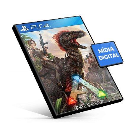 ARK: Survival Evolved - PS4 Mídia Digital