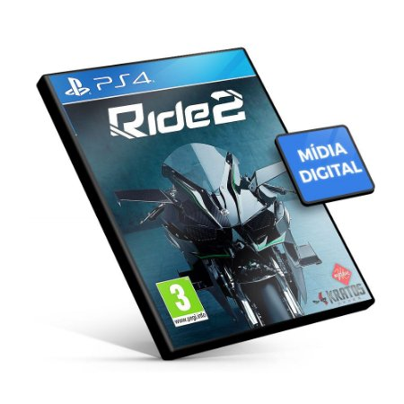 Ride 2 - PS4 Mídia Digital