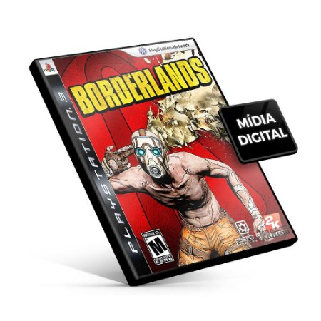 Borderlands - PS3 Mídia Digital