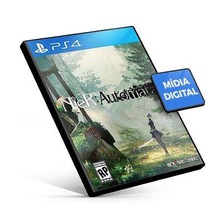 NieR: Automata - PS4 Mídia Digital