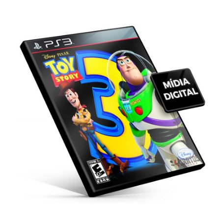 Toy Story 3 - PS3 Mídia Digital
