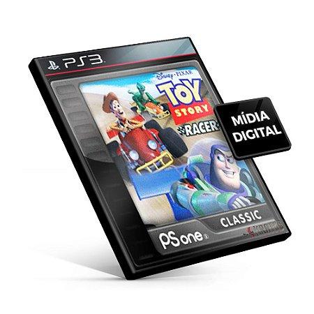 Toy Story Racer - PS3 Mídia Digital