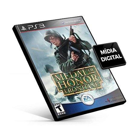 Medal of Honor Frontline - PS3 Mídia Digital