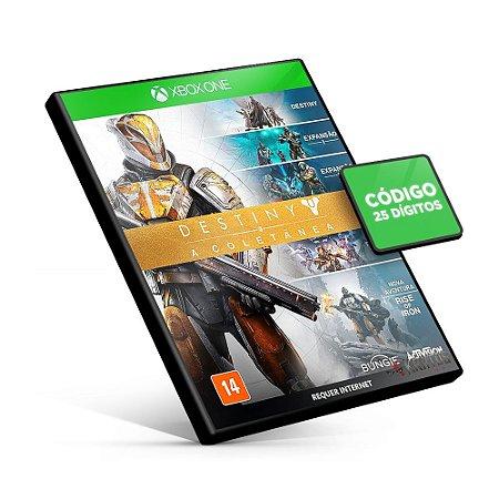 Destiny - A Coletânea - Xbox One - Código 25 Dígitos