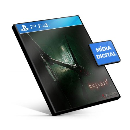 Outlast 2 - PS4 Mídia Digital