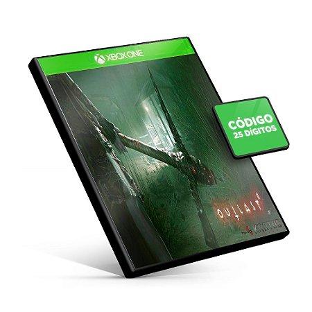 Outlast 2 - Xbox One - Código 25 Dígitos