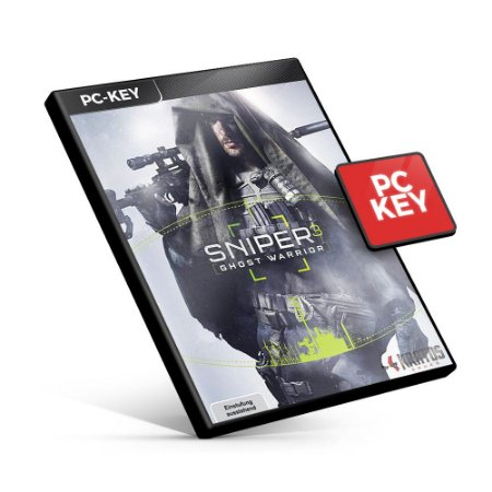 Sniper 3 Ghost Warrior - PC KEY