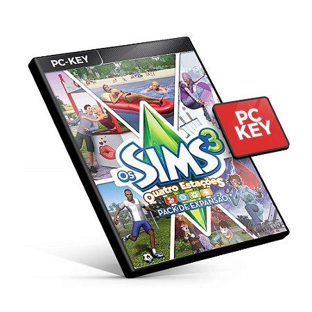 The Sims 3 Estações Pacote de Expansão - PC KEY