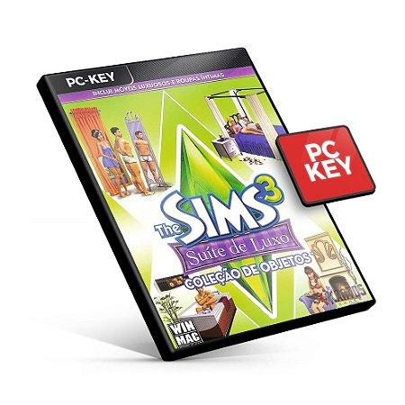 The Sims 3  Suíte de Luxo Coleção de Objetos - PC KEY
