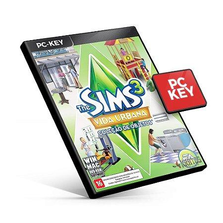 The Sims 3 Vida Urbana Coleção de Objetos - PC KEY